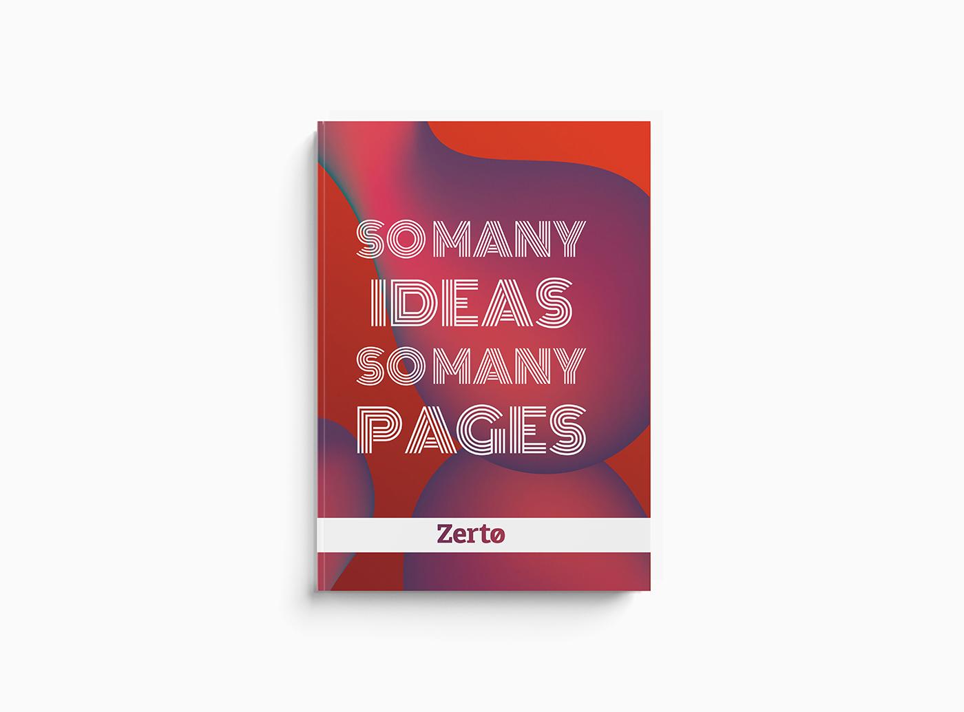עיצוב לחברה, זרטו, דפוס, מחברת, מתנה לעובדים